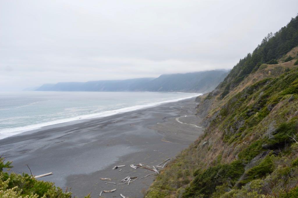 Black Sand Beach Shelter Cove