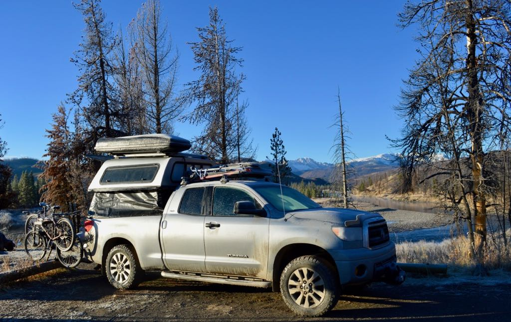 Truck Bed Camper Build Canoverland