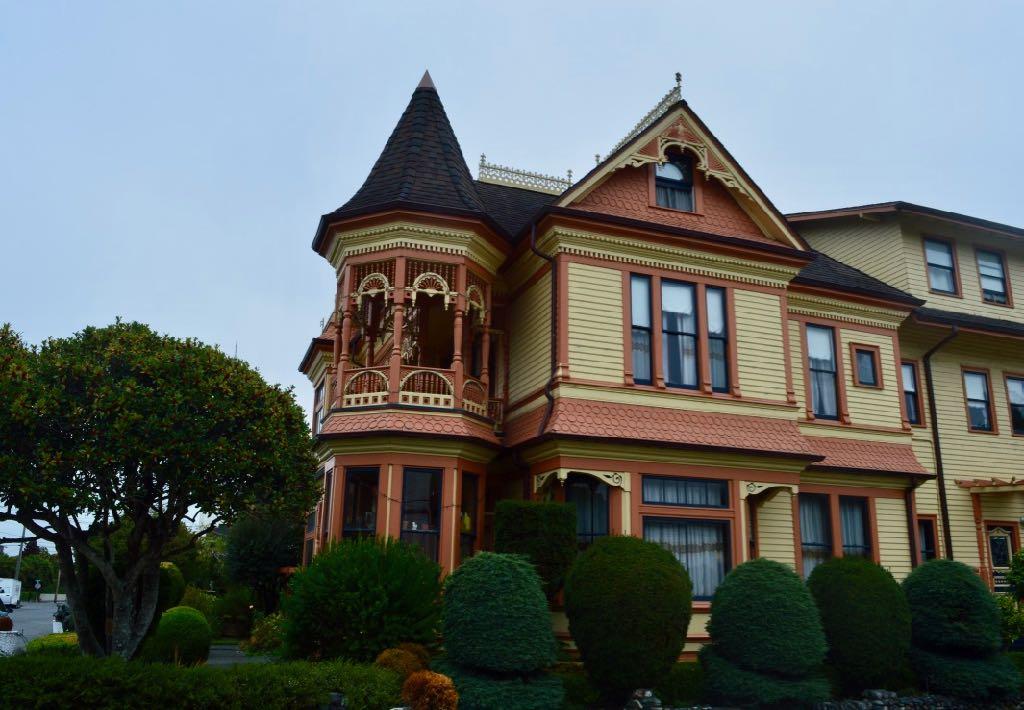 Ferndale Gingerbread Mansion