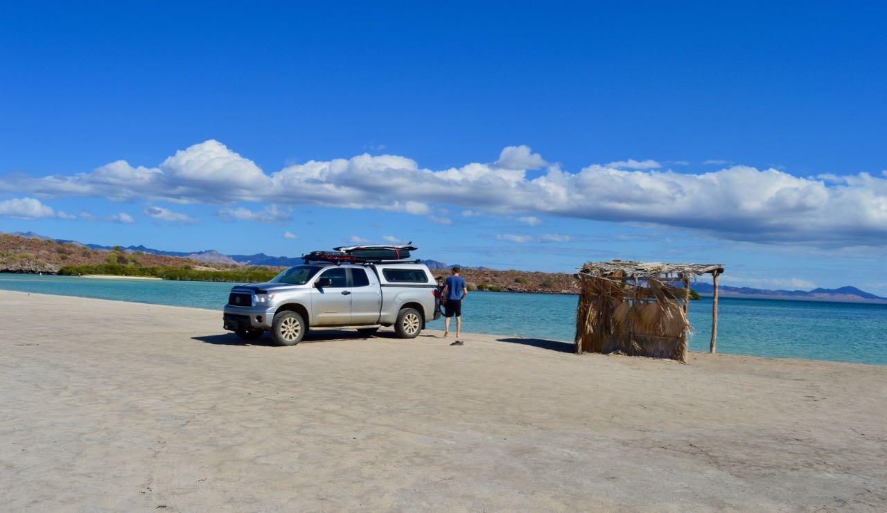 Bahía Concepción Camping