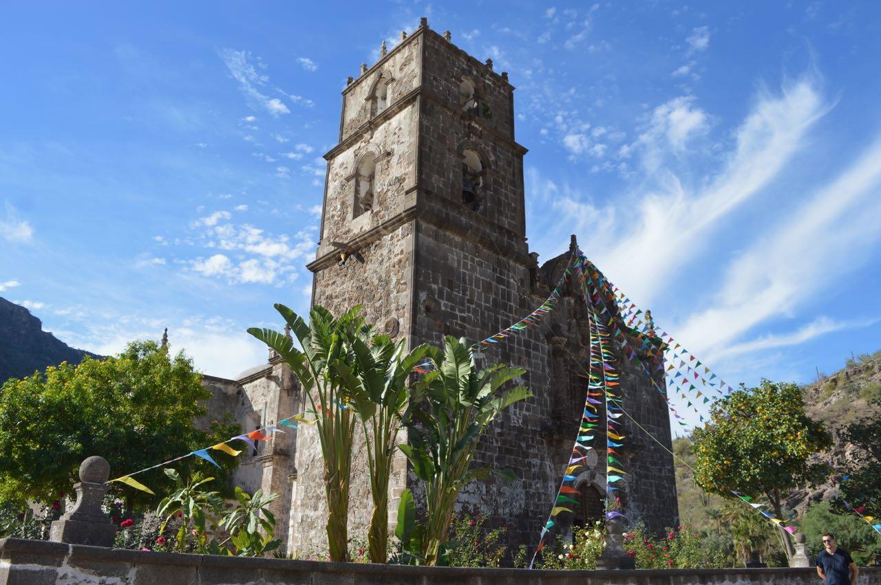 Misión San Francisco Xavier de Viggé-Biaundó