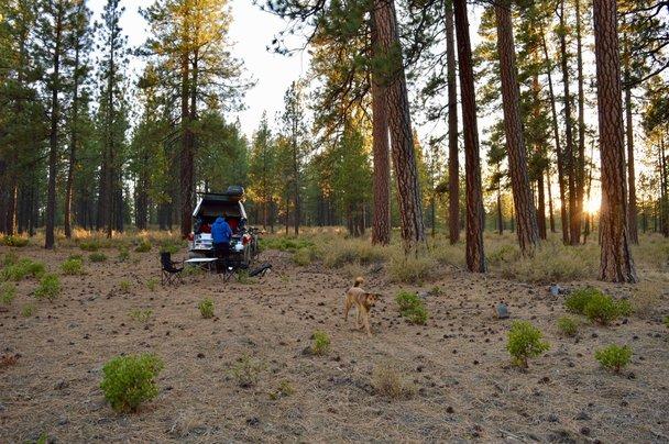 Deschutes National Forest Camping
