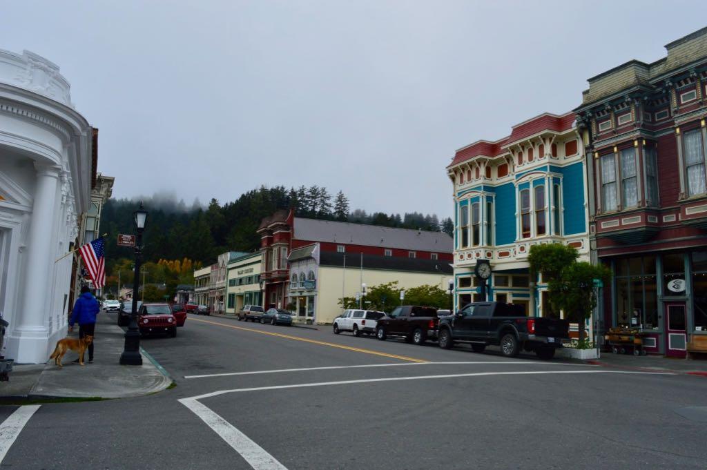 Ferndale Main Street