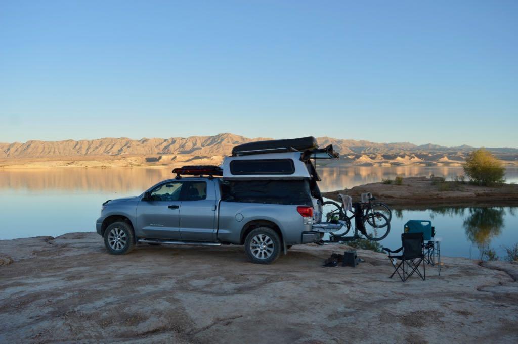 Lake Mead Camping