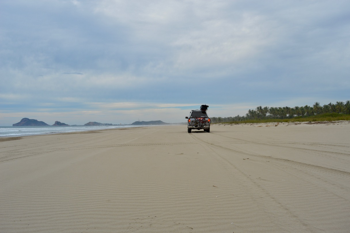 Isla de Piedra Beach